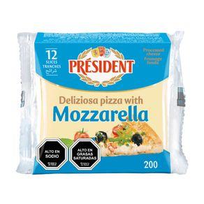 Queso-mozzarela-President-laminado-200-g