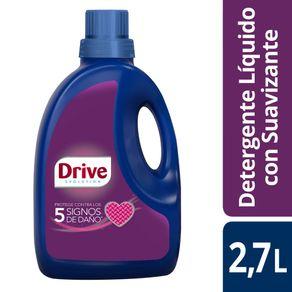Detergente-liquido-Drive-evolution-con-toque-de-suavizante-botella-2.7-L