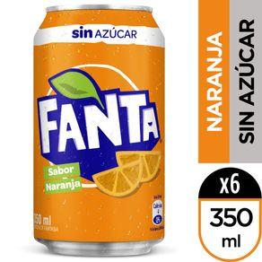 Pack-Bebida-Fanta-sin-azucar-lata-6-un-de-350-ml