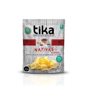 Papas-Tika-chips-nativas-pepper-180-g
