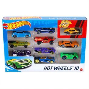 Set-de-autos-Hot-Wheels-10-un