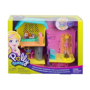 Set-de-juego-Polly-Pocket-polly-y-peaches