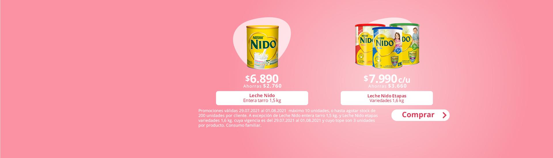Leche Nido