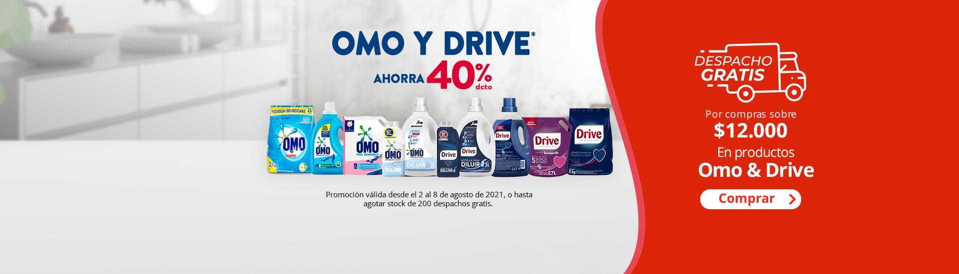 DG Omo - Drive - 4