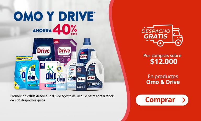 DG Omo-Drive