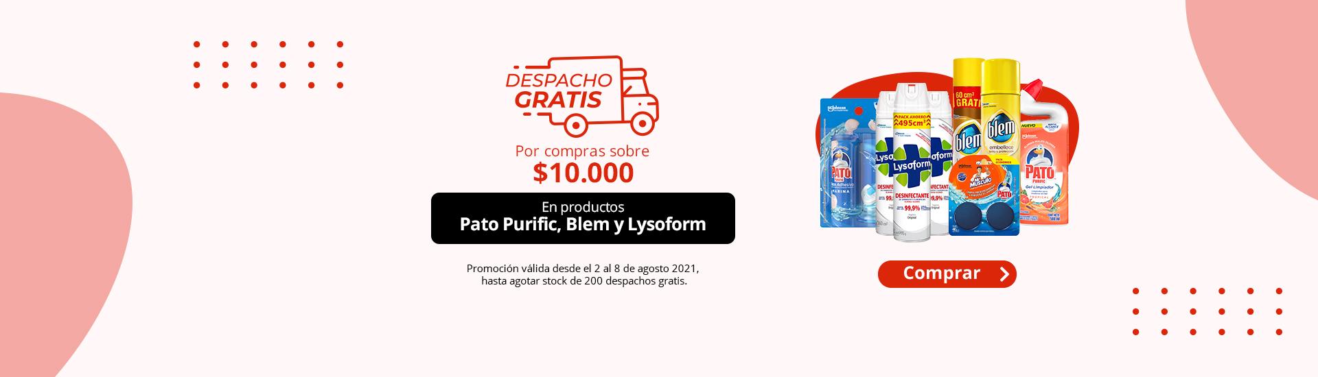 Pato - Blem - Lysoform - 7