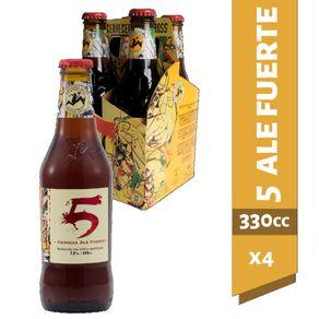 Pack-cerveza-Kross-5-aniversario-botella-4-un-de-330-cc